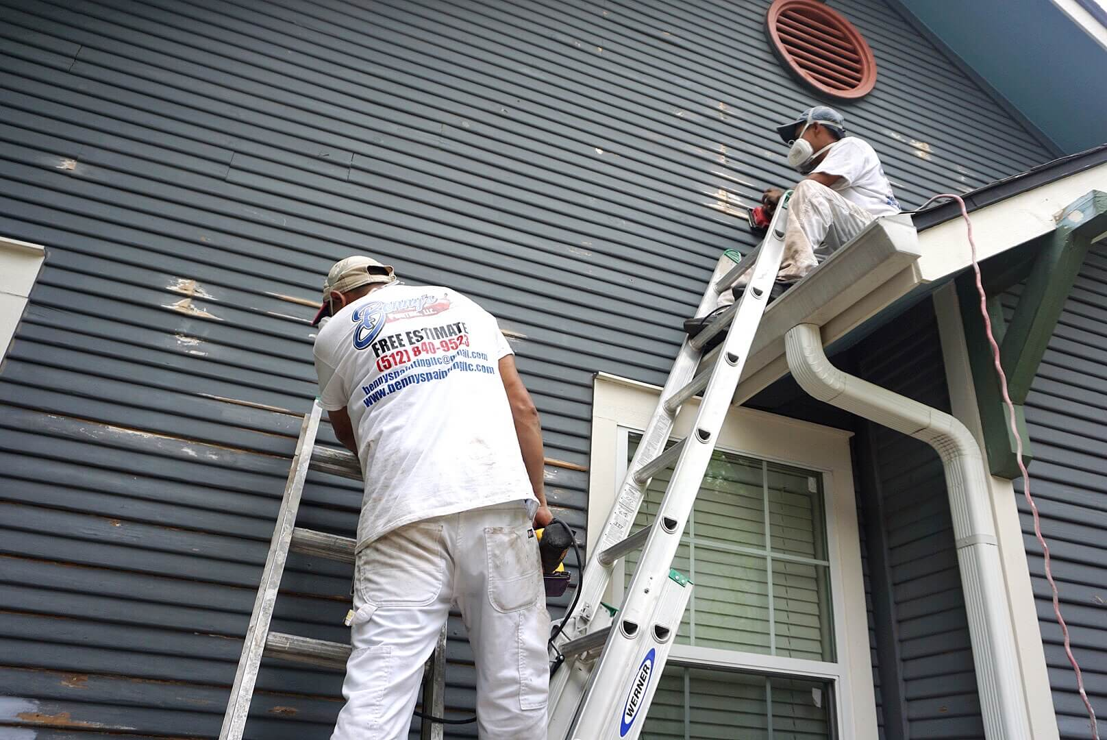 house painters working in Austin TX